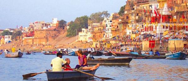 Kashi Darshan Boat Ride