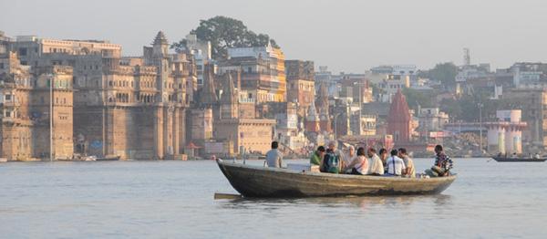 Subah-e-Banaras Boat ride